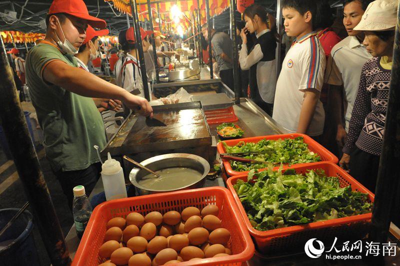 台湾风情周美食节