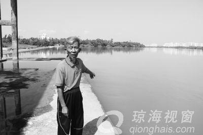 琼海一7旬翁近10年救起数十名溺水者为他点赞!