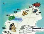 海南岛西环铁路将通车 去海南坐高铁 轻松环岛游