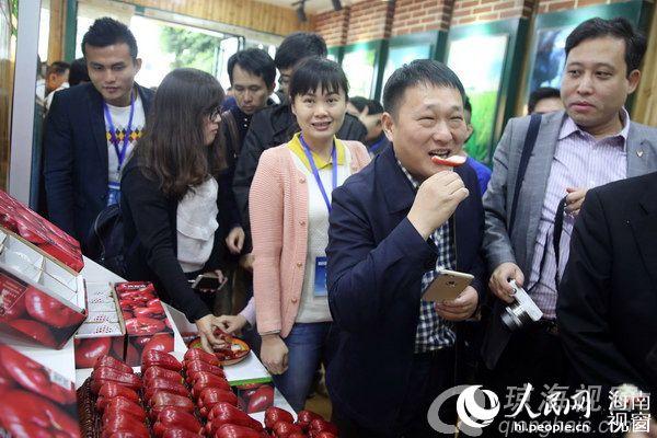 中国产业集聚研究专家赞大路镇重视农业品牌