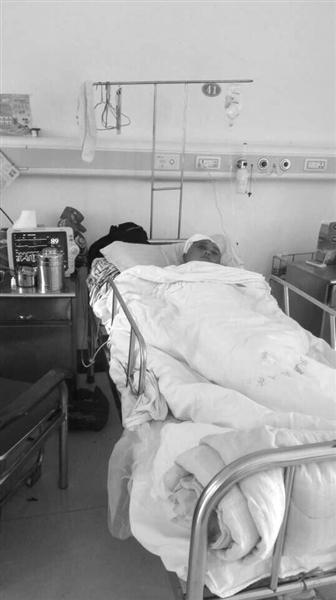 琼海一工人挨打受重伤 嫌疑人逃散医疗费成难题
