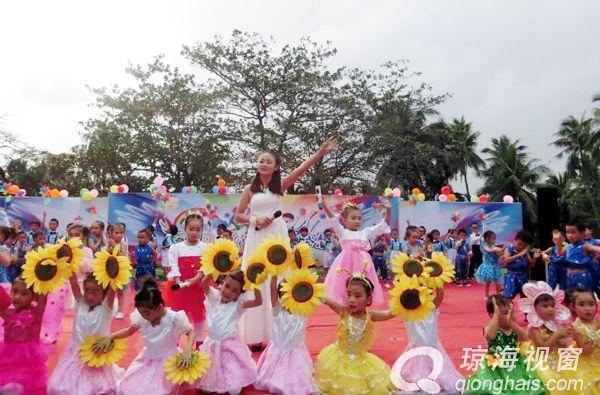 """嘉积镇上埇中心幼儿园""""庆元旦""""文艺汇演精彩纷呈"""