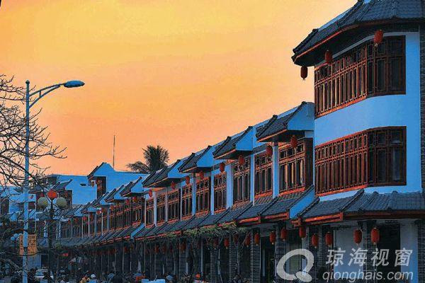 琼海万泉镇入选全国美丽宜居小镇