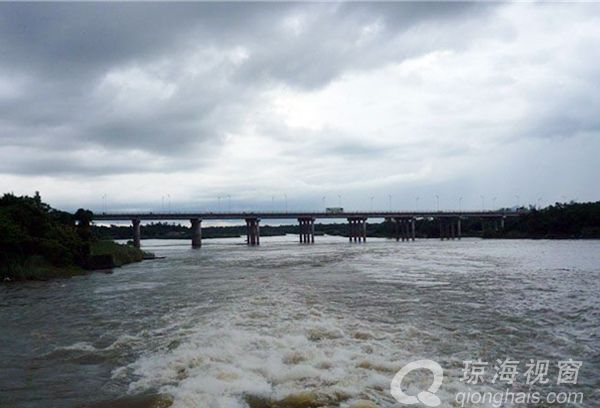 万泉河污染日益严重,政协委员建议:向牛路岭库区取水