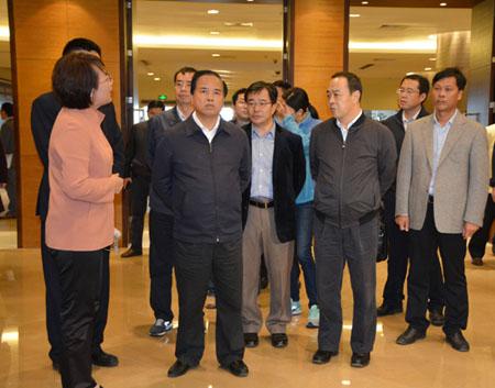 博鳌亚洲论坛2016年年会全省筹备工作启动大会召开