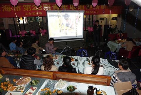 琼海2016青年联谊会扬帆起航:大家欢聚一堂共献良策