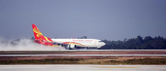 博鳌机场拟开通北广深等航线 完善琼海立体交通体系建设