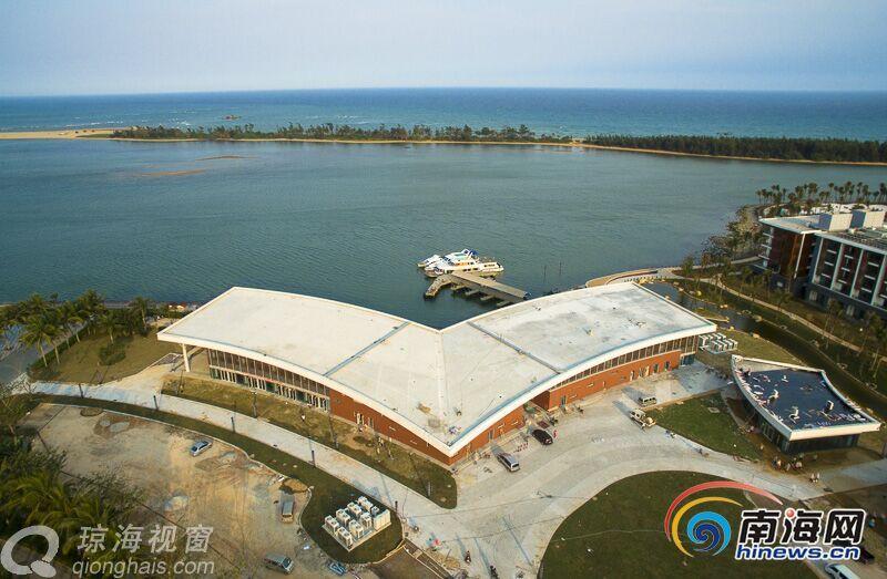 博鳌亚洲论坛年会新闻中心主体3月10日正式交付
