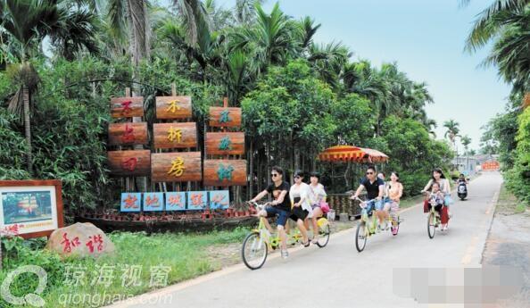 琼海样本:长沙组织赴海南考察农村精神文明建设