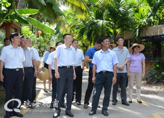 注重提升农村精神文明 积极促进农旅融合发展