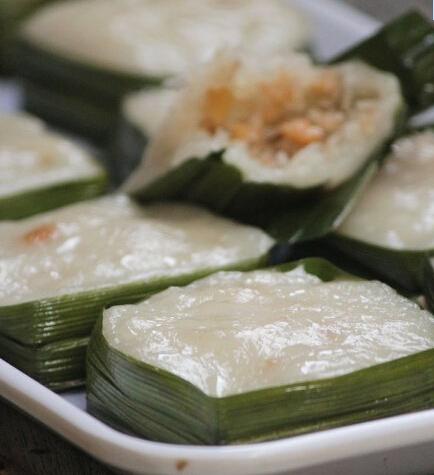 琼海人气小吃:椰子粿