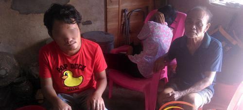 琼海市万泉镇这个贫困家庭有三人患病 急盼援助