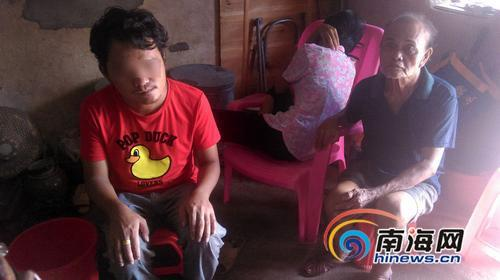 琼海万泉这个贫困家庭有三人患病急盼援助