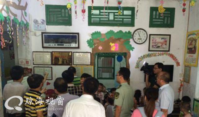 琼海3所幼儿园违规招生被责令停办