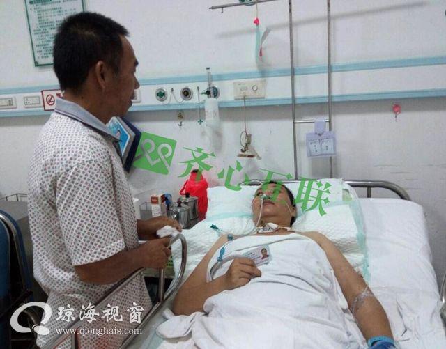 琼海:妈妈住入重症病房,高中女儿恳请爱心人士帮帮她