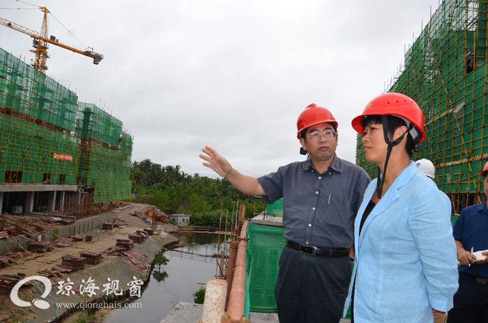 副省长王路在调研国家南海博物馆项目建设进展情况时强调