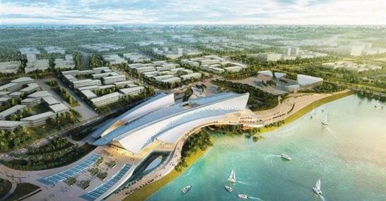 琼海国家南海博物馆预计明年3月开馆