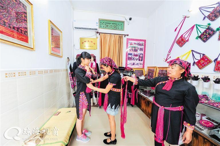 """琼海市副市长程江洪:""""田园+""""精准扶贫让村民有幸福感"""