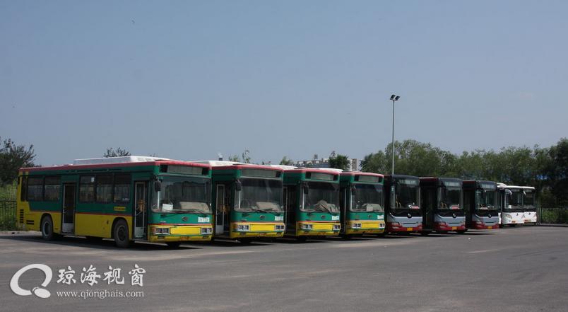 琼海南门汽车站开通琼海至海口、三亚两条班线