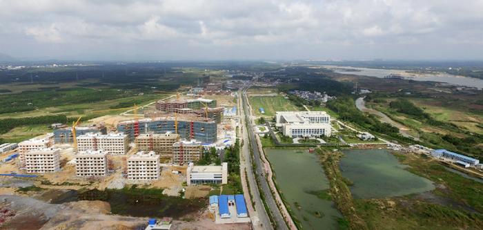 博鳌乐城国际医疗旅游先行区加速推进项目建设交出不俗答卷