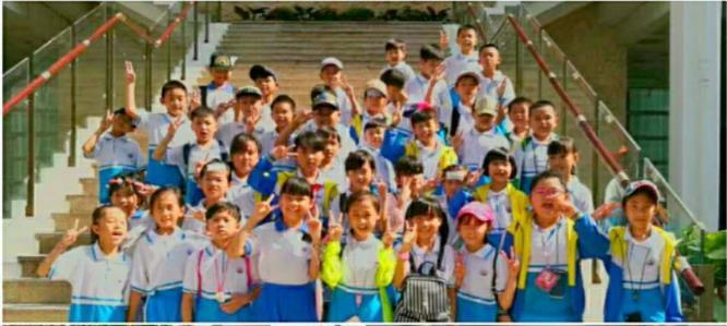 琼海这所学校户外拓展活动让师生们大开眼界