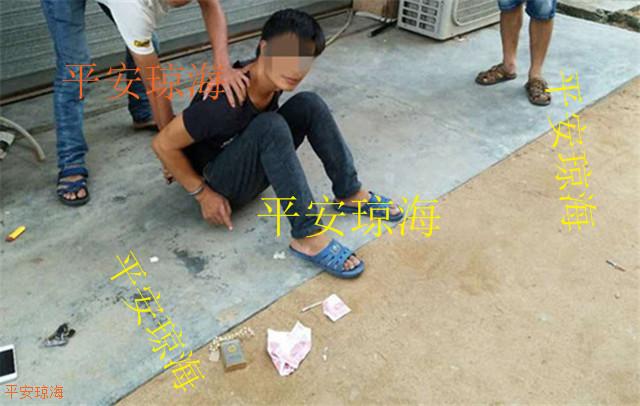 多警联动、密切协作,琼海警方破获两起零包贩毒案