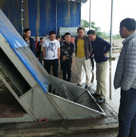 万泉镇到屯昌县参观学习燃煤小锅炉改造技术
