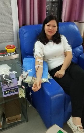 海南倡议各界无偿献血