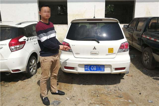 逆天啦!琼海一男子准驾不符+驾驶报废车+逾期未换证,还敢醉驾。。。