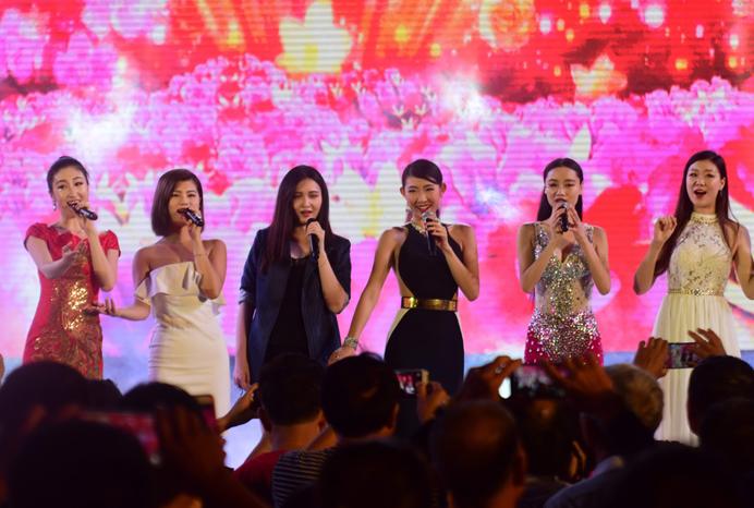 2018第三届中国时尚体育小姐大赛盛大启幕
