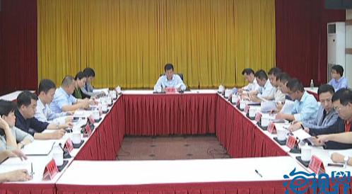 """琼海市政府领导班子建立定期""""碰头会""""制度"""