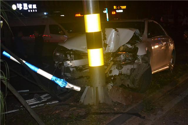 琼海警方提醒:无证驾驶危害大 心存侥幸不可取