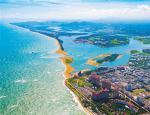 琼海博鳌滨海景观20年变化