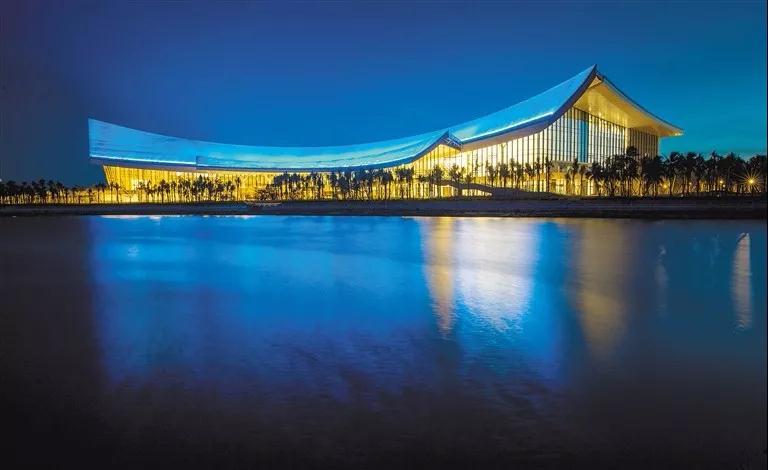 重磅!中国(海南)南海博物馆开馆 观众凭身份证取票免费参观