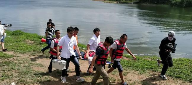 琼海市2018年山洪灾害防御演练成功举行