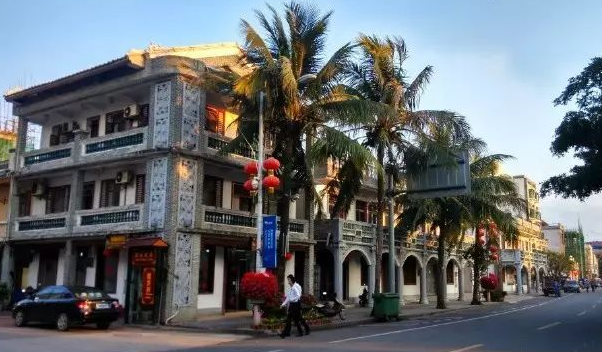 海南潭门小镇:这里有个千年渔港 各路生猛海鲜等你来吃