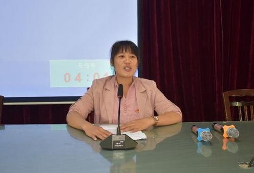 """长坡中学邀""""感动海南""""2018年度人物李少萍老师分享教育故事"""