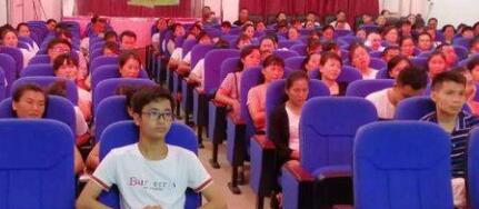 海南省家庭教育宣讲团走进潭门镇中心学校