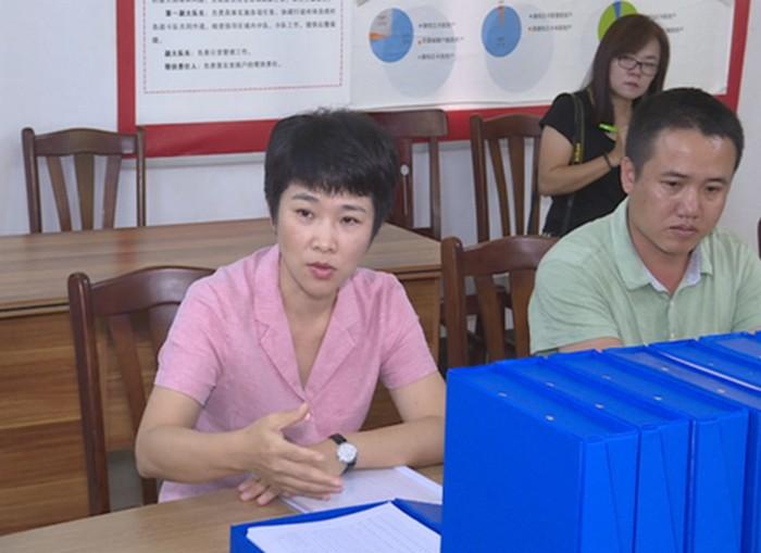 琼海市委书记何琼妹到石壁镇调研指导脱贫攻坚工作