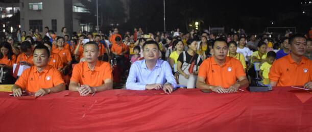 """长坡中学举行""""恰同学少年 与祖国共进""""中考高考备考动员大会"""