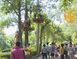 国庆假期:琼海共接待游客28.66万人次 旅游总收入1.46亿元