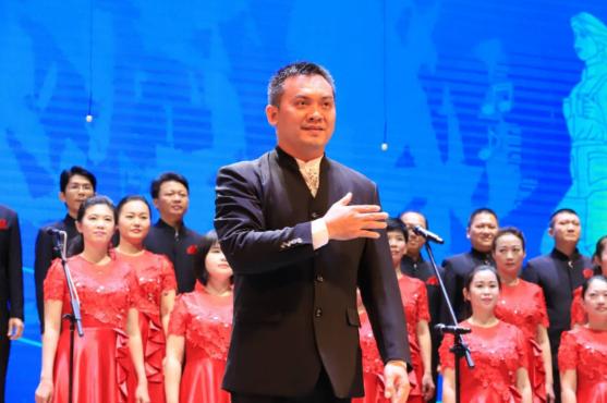 琼海万泉河之声合唱团荣获第二届海南(21世纪海上丝绸之路)合唱节比赛金奖