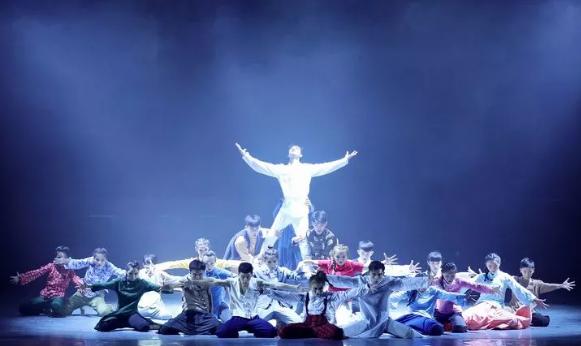 长坡中学舞蹈巜十月.记》荣获琼海市首届校园舞蹈节第四名