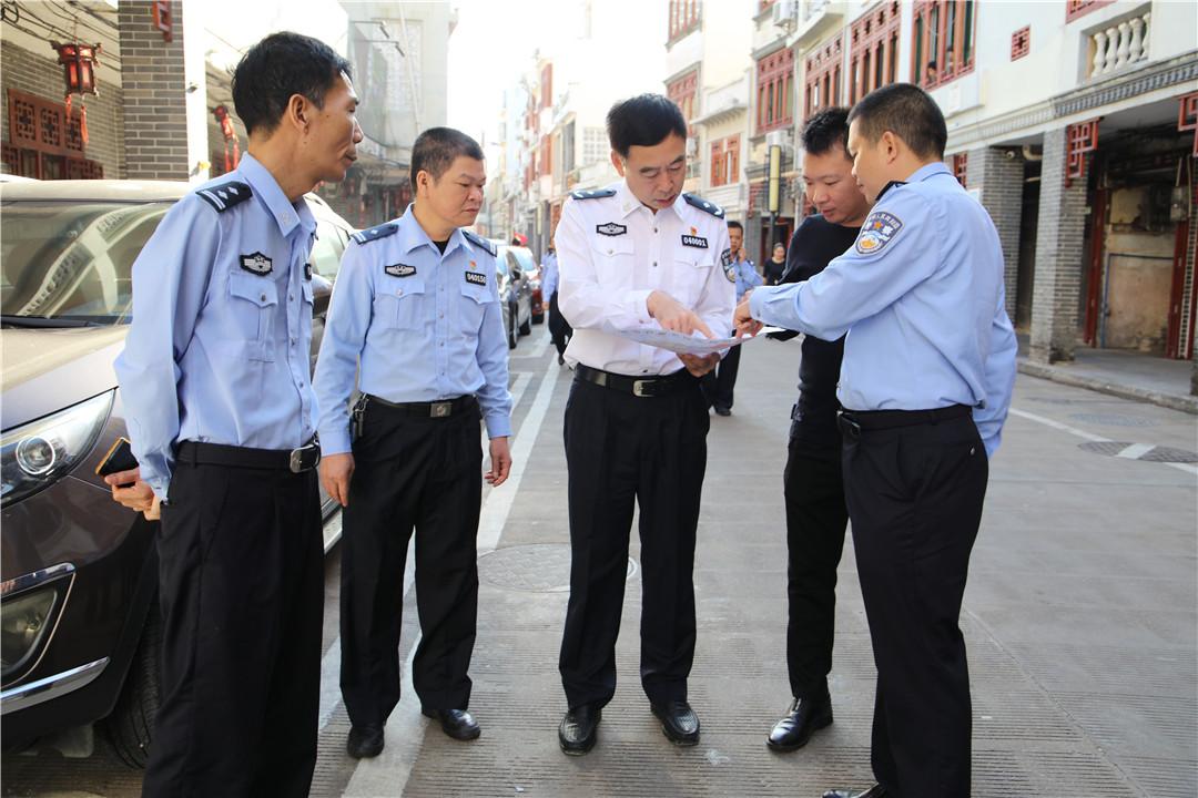 """马凯常委赴新民社区督导推进""""双巩""""工作"""