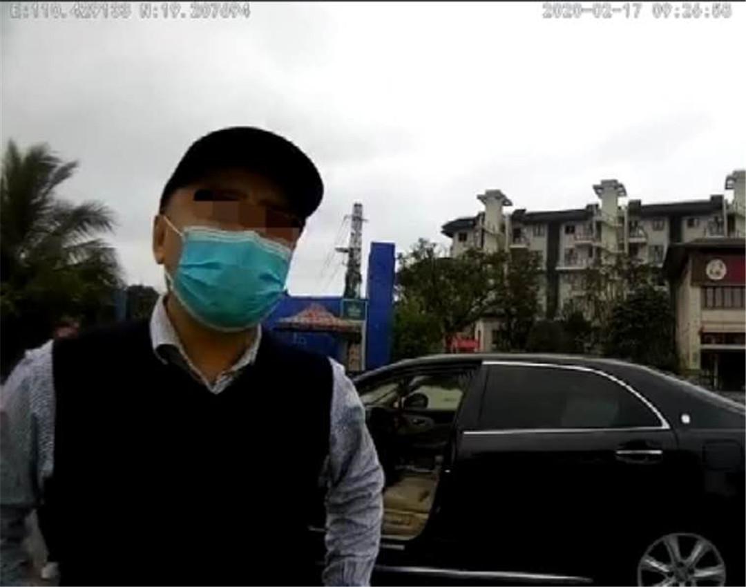 琼海一男子不配合疫情防控检查工作 多次辱骂执勤人员被拘留