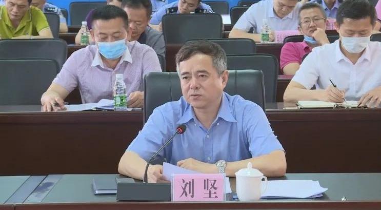 琼海市委政法工作视频会议召开 何琼妹 符平作批示