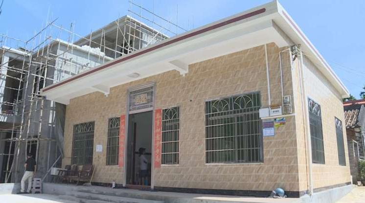 农村危房改造工作成绩突出 琼海市受国务院通报表扬