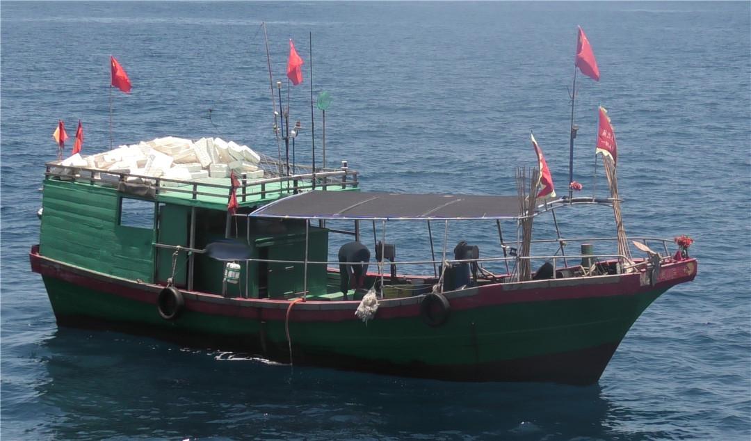 琼海海警局加大船舶监管力度 重点打击逃避监管行为