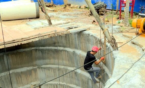 双沟溪黑臭水体治理工程项目推进加快 计划7月底竣工