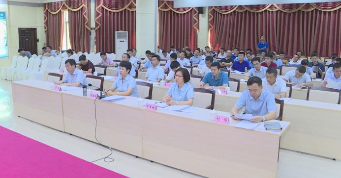 何琼妹:聚焦重点任务 提高政策执行力